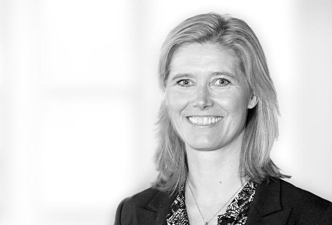 Julie Ammer, verksamhetsledare på Inkubera.