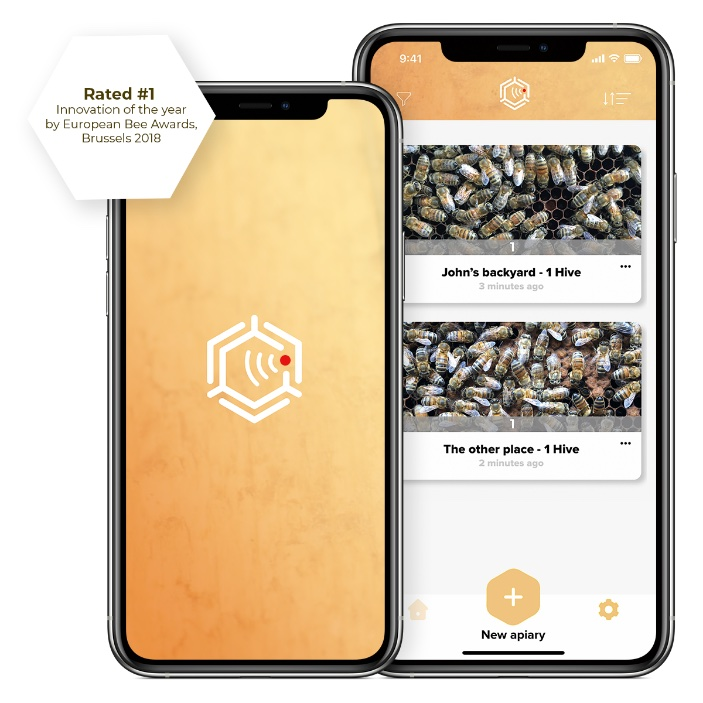 BeeScanning app